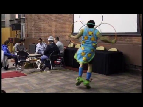 Lenape Hoop Dance