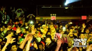 """Naughty By Nature 20th Anniversary of """"HipHop Hooray"""" tour live at Gramercy Theater in NYC"""