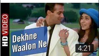 """Dekhne walon ne kya kya nahi dekha hoga """" chori chori chupke chupke """" Full HD DJ Song"""