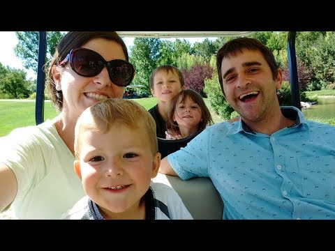 Meet the Hammerstad Family