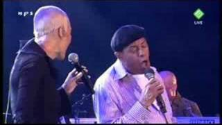 Al Jarreau North sea 2008 - Since I fell for you