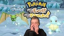 Shiny SCHIGGY bei Jurob-Chain (epic moment!) + ZUBAT Reaction! | Pokémon Let's Go Evoli & Pikachu