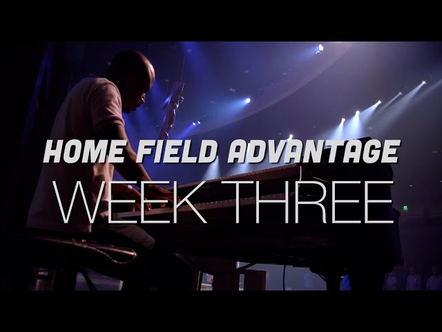 Home Field Advantage | Week 3 | Sunday Mass for August 15