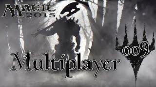 M15 Multiplayer #09 - FEDER UND SCHWERT - Let´s Play Magic 2015 1vs1 (deutsch / german)
