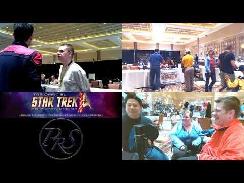 Pilot Review Show - STLV Garrett Wang Interview