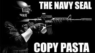 """The """"Navy Seal"""" Copypasta"""