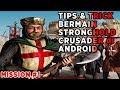 Cara Bermain Stronghold Crusader Di Android - Mission #1