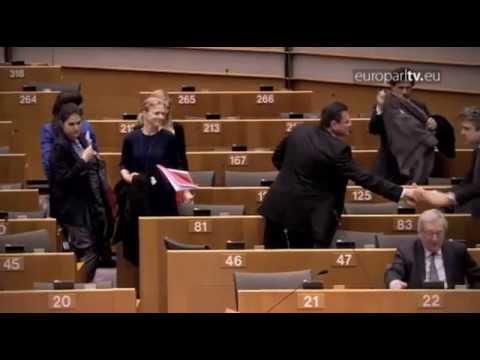 Brussels mini-plenary: Greek debt, Energy Union & anti-terrorism