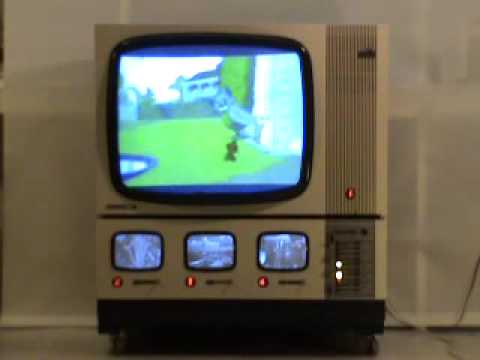 Early Color Tv Nordmende Spectra Color Studio S 1967
