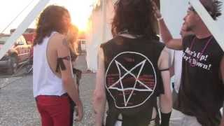 The Last Kamikazis of Heavy Metal 2013 OFFICIAL TRAILER