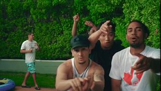 Punchie - HAWAII (Official Music Video) ft. Croosh (Prod.RecklessG4B)