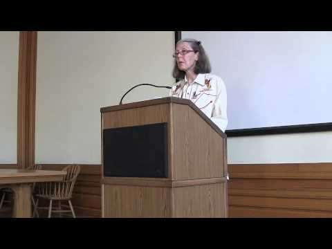 Holloway Reading Series - Anne Carson - April 17th 2013