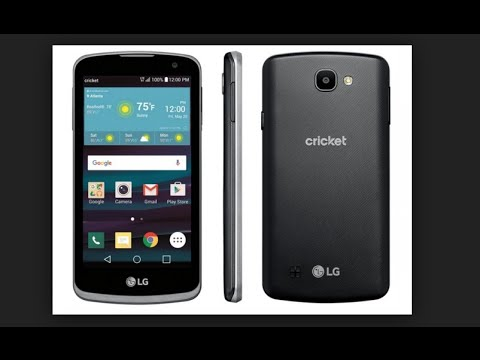 Wonderful Cricket LG Spree Unboxing And INDepth Review  YouTube