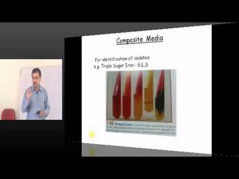 Microbiology AIIMS PG Medical Coaching Topic 01 Culture Media Part 01 by Dr.D.S.Murthy