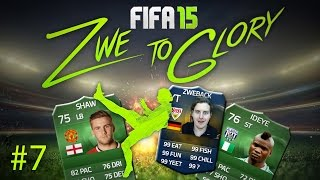 WTF KONE?!? ZWE TO GLORY EP7 | FIFA 15 ROAD TO GLORY