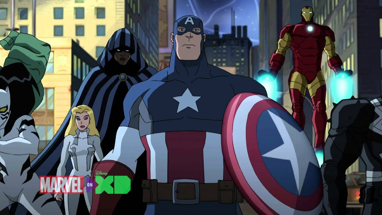 """Marvel's Ultimate Spider-Man: Web-Warriors - """"Contest of ..."""