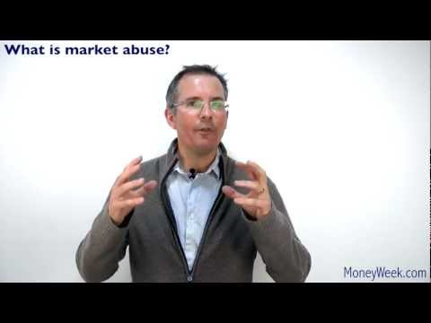 What is market abuse? - MoneyWeek Investment Tutorials