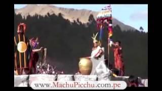 Inty Raimi - Fiesta del Sol, Lo ancestral todavia existe www.MachuPicchu.com.pe