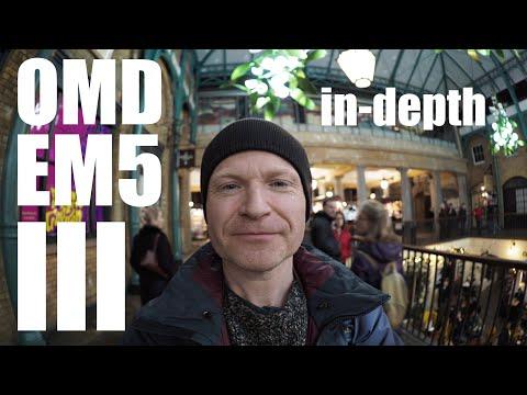 Olympus OMD EM5 III review: IN-DEPTH field test