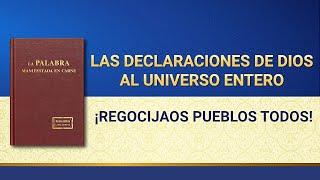 La Palabra de Dios | Las palabras de Dios al universo entero: ¡Regocijaos pueblos todos!