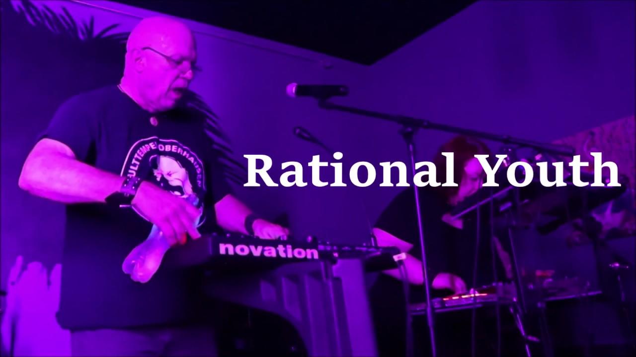 """Rational Youth - """"Holiday in Bangkok"""" - Live in Guadalajara at Anestesia (06/03/20)"""