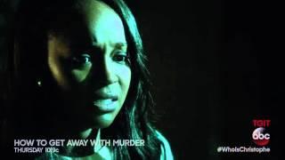 Michaela Thinks Laurel Shot Annalise Sneak Peek - How To Get Away with Murder