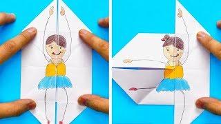 ٣٤ حيلة سهلة للرسم مناسبة لأطفالك