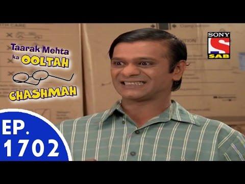Taarak Mehta Ka Ooltah Chashmah - तारक मेहता - Episode 1702 - 24th June, 2015