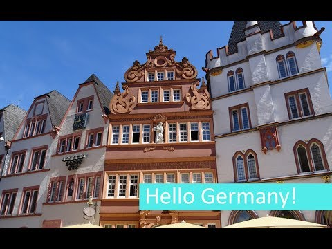 Vlog - A Weekend in Germany!