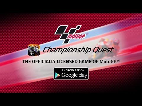 MotoGP Championship Quest Google Play Store Trailer