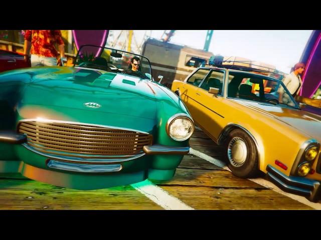 Van Society Heatwave Race Night GTA