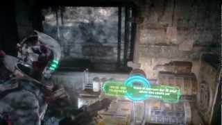 ALEXDUQUEBEC Dead Space 3 (PS3)(Live)(Demo)Part 1