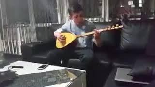 Halil Dervişoğlu hünerlerini sergiliyor