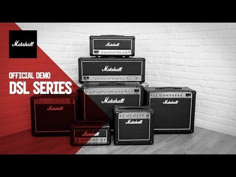 Marshall DSL Series - Product Demo