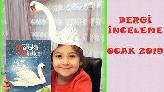 Ocak ayı dergi incelemesi-Meraklı Minik-Çocuklar için eğitici videolar
