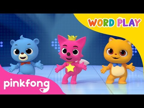 I've Got The Rhythm | Word Play | Pinkfong Songs for Children