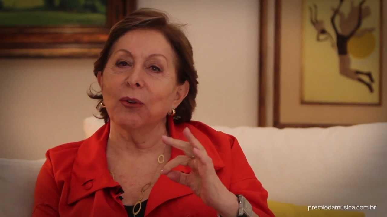 Aracy Balabanian Great 22º prêmio da música brasileira - entrevista - aracy balabanian