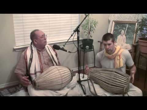 Bhajan - Chaitanya Chandra das - Halloween Home Program 3/6
