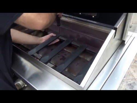 BBQ Renovators Grand Turbo Installing Burners