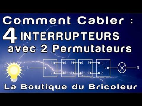 De A A Z Comment Câbler 4 Interrupteurs Sans Telerupteur