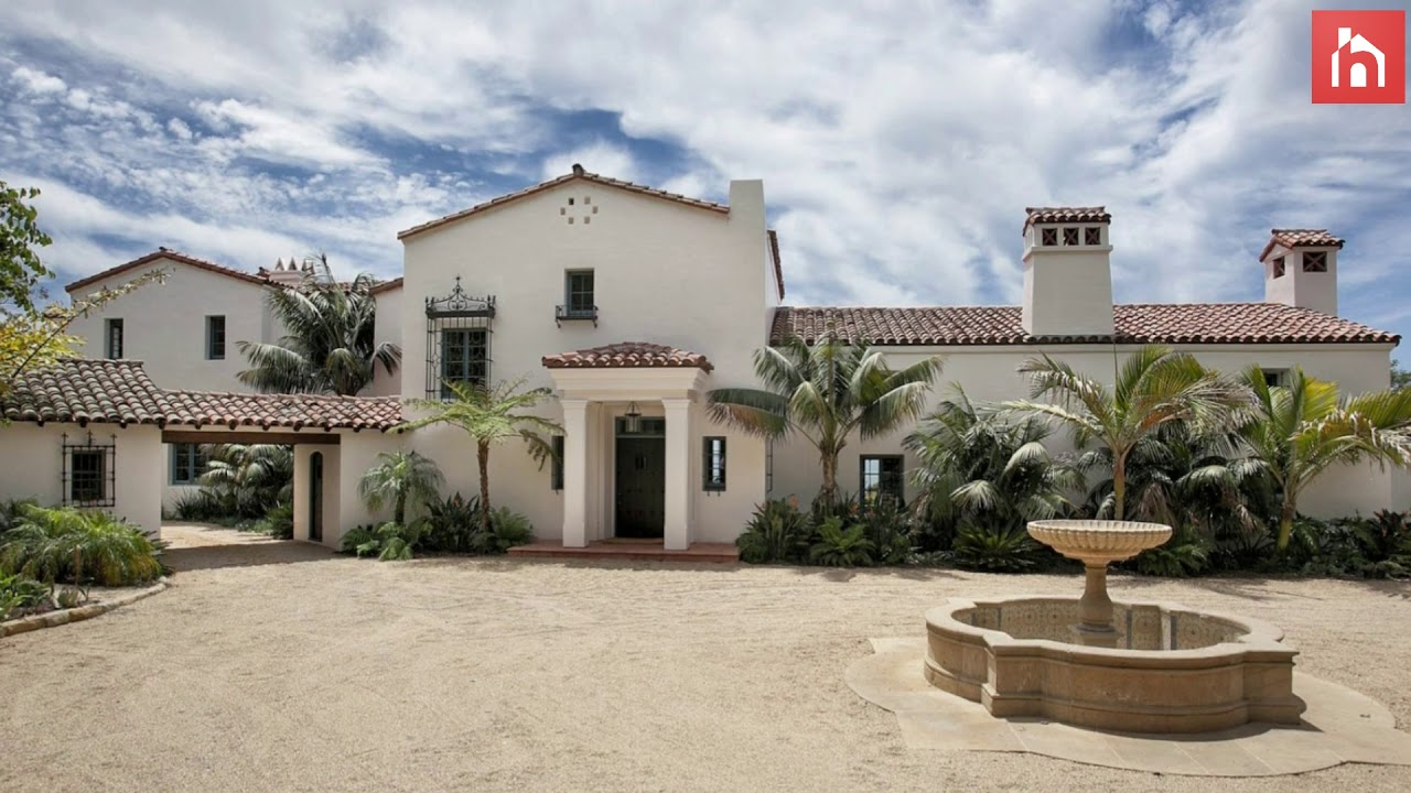 Say Si Si To Spanish Style Homes 6 Key Features Photo Meubles De