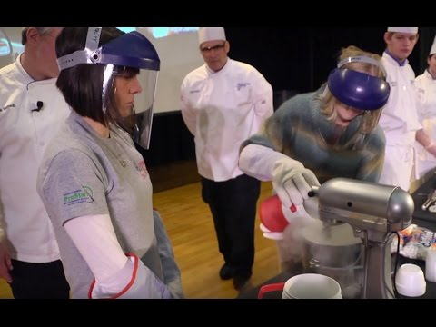 "Culinary Arts Students & Faculty Showcase a ""Taste of Technology"""