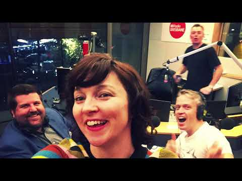 ABC Brisbane's Eat The Week 7th September 2017 feat. Steven Morgan, Blythe Moore & John Cahill
