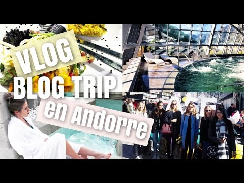BLOG TRIP MODE : Marathon shopping & détente au spa • VLOG E