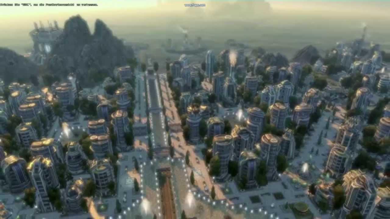 Anno 2070 sch nbauen 2 youtube for Anno 2070 find architect