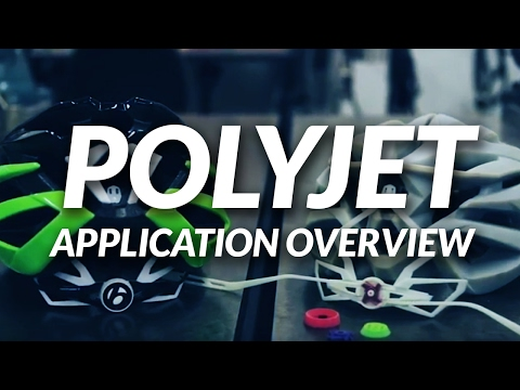Polyjet 3D Printing Application Overview
