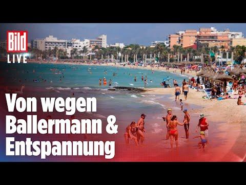 🔴 Urlaub in Corona-Zeiten: Das erwartet die Deutschen ab morgen wirklich auf Mallorca | BILD LIVE