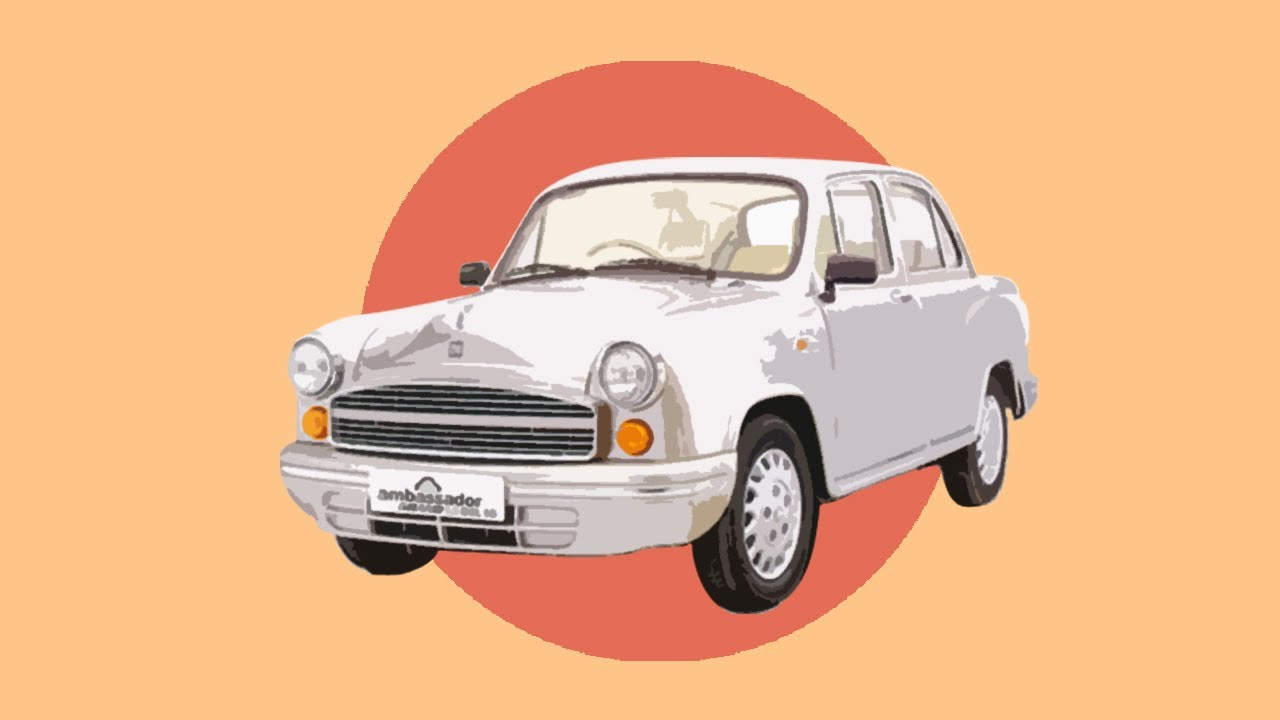This Car Was The Original Ambassador Of Make In India