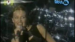Kylie Minogue - Did It Again (Live Beat UK 1997)
