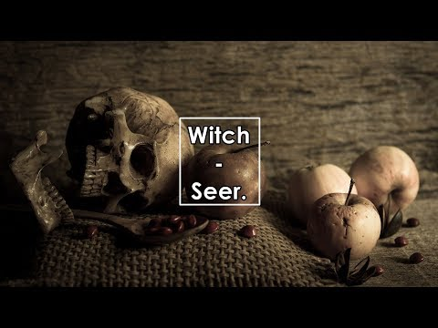 Witch - Seer (Lyrics / Letra)